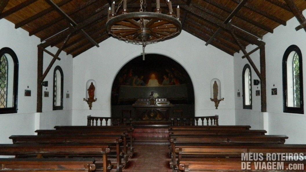 Igreja na Reserva Natural Villavicencio - Mendoza, Argentina