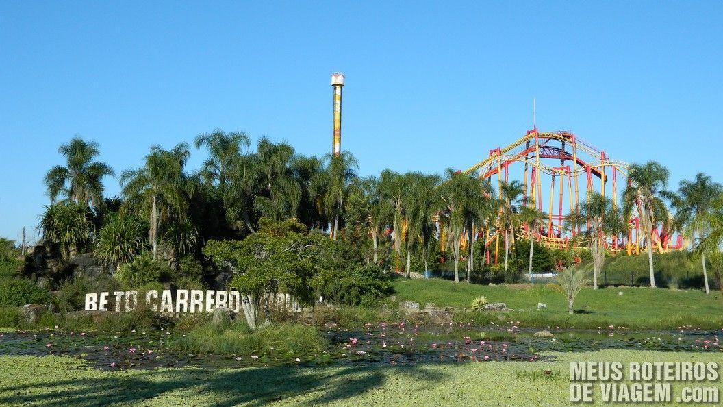 Parque Beto Carrero World Penha/SC