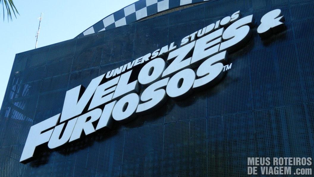 Show Velozes e Furiosos - Parque Beto Carrero World, Penha/SC