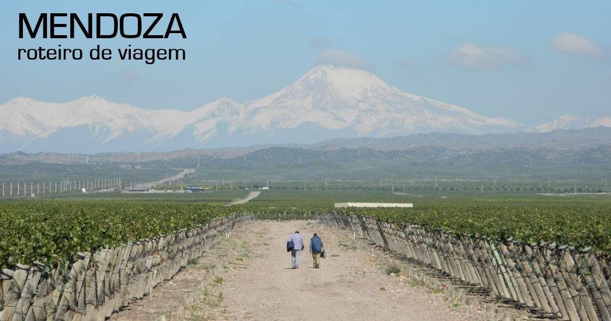 Roteiro de 4 dias em Mendoza