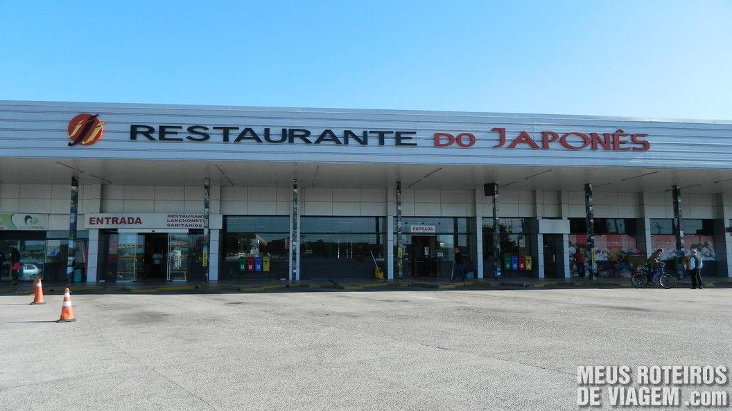 Restaurante do Japonês - Sombrio/SC