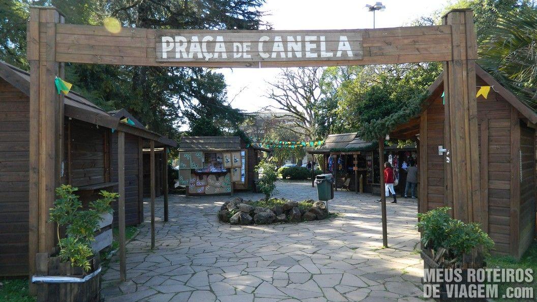 Praça de Canela