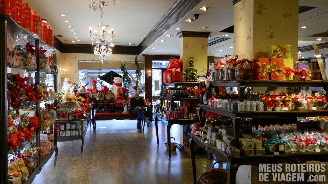 Chocolates Lugano Gramado