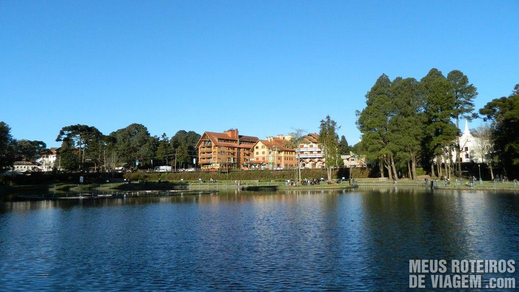 Lago Rita Bier - Gramado