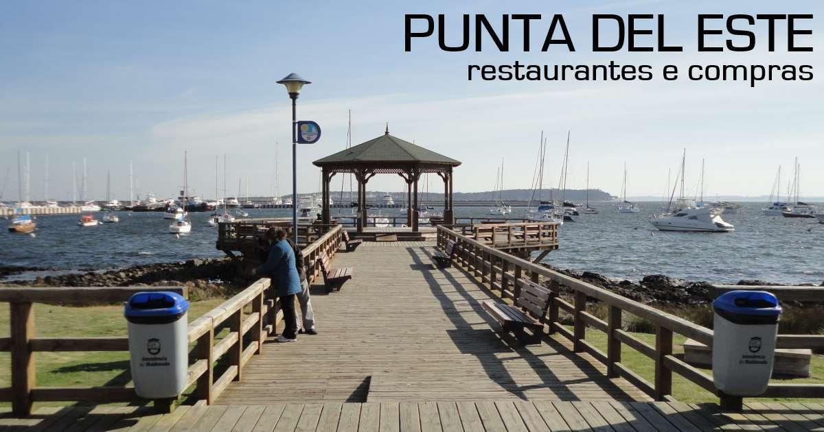 punta - restaurantes