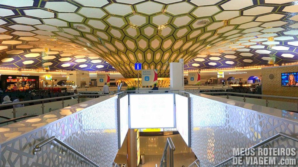 Terminal 1 do Aeroporto de Abu Dhabi