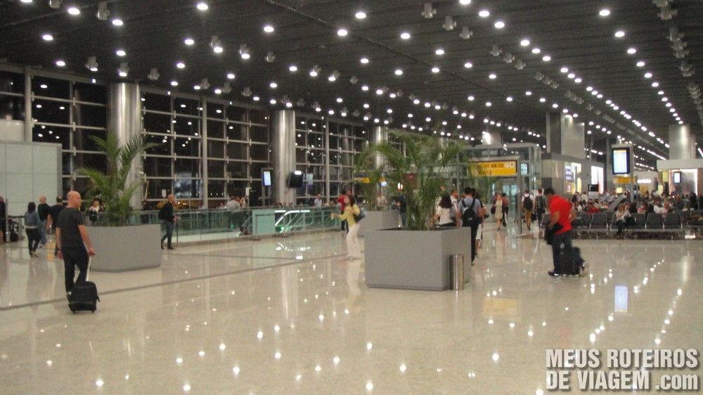 Aeroporto Internacional De Guarulhos Telefone : Aeroporto de guarulhos