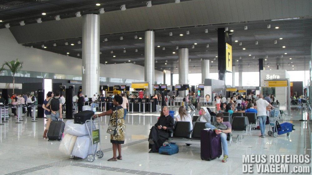 Terminal 3 do Aeroporto de Guarulhos