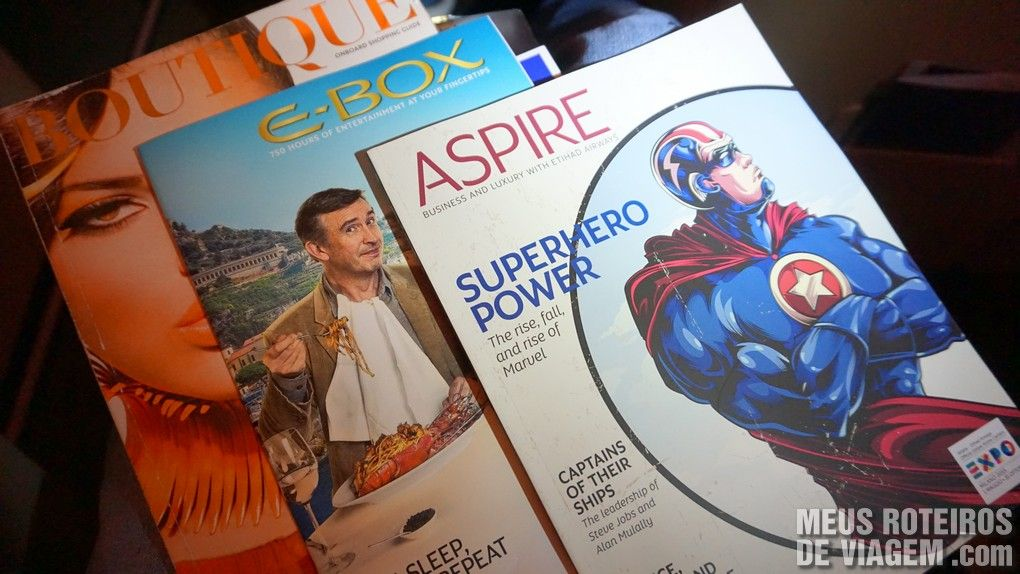 Revistas de bordo