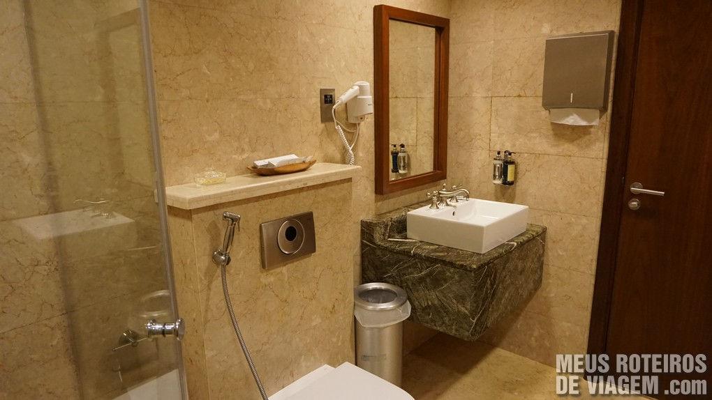Sala VIP Al Dhabi Lounge - Aeroporto de Abu Dhabi