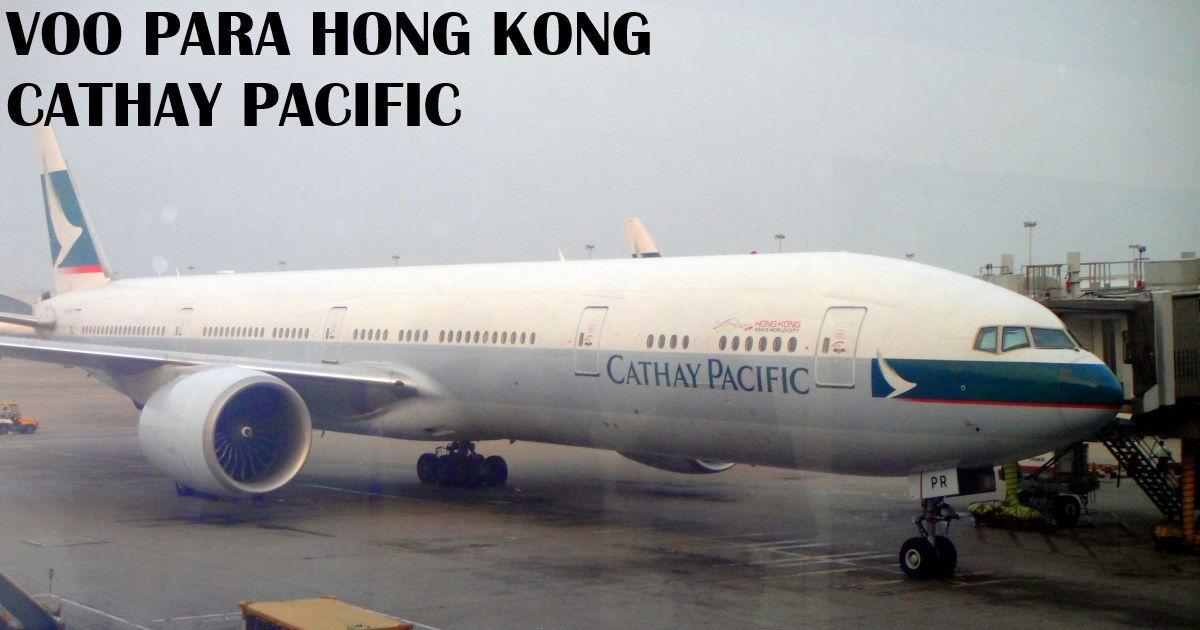 hong kong - cathay