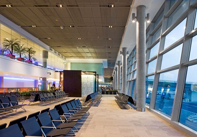 Terminal 3 do Aeroporto de Abu Dhabi