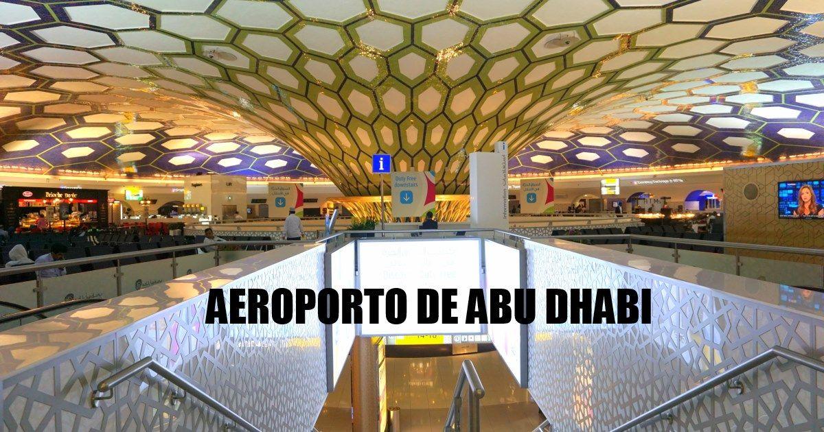 abu dhabi - aeroporto
