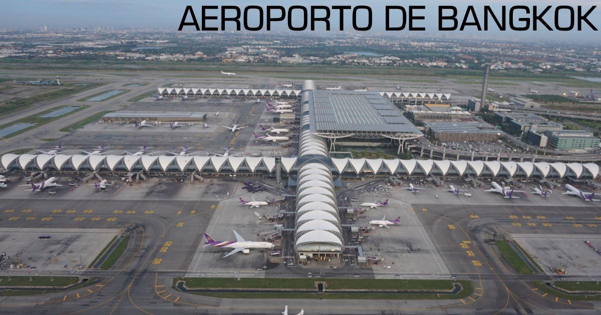 bangkok - aeroporto