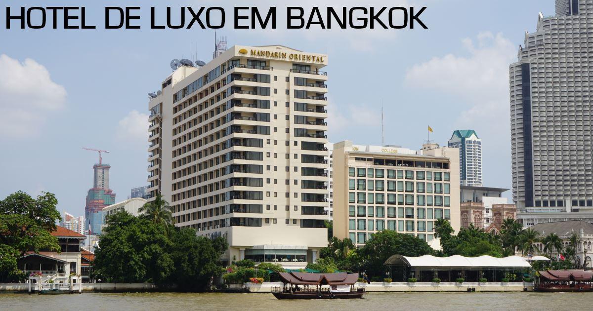 bangkok - mandarin oriental