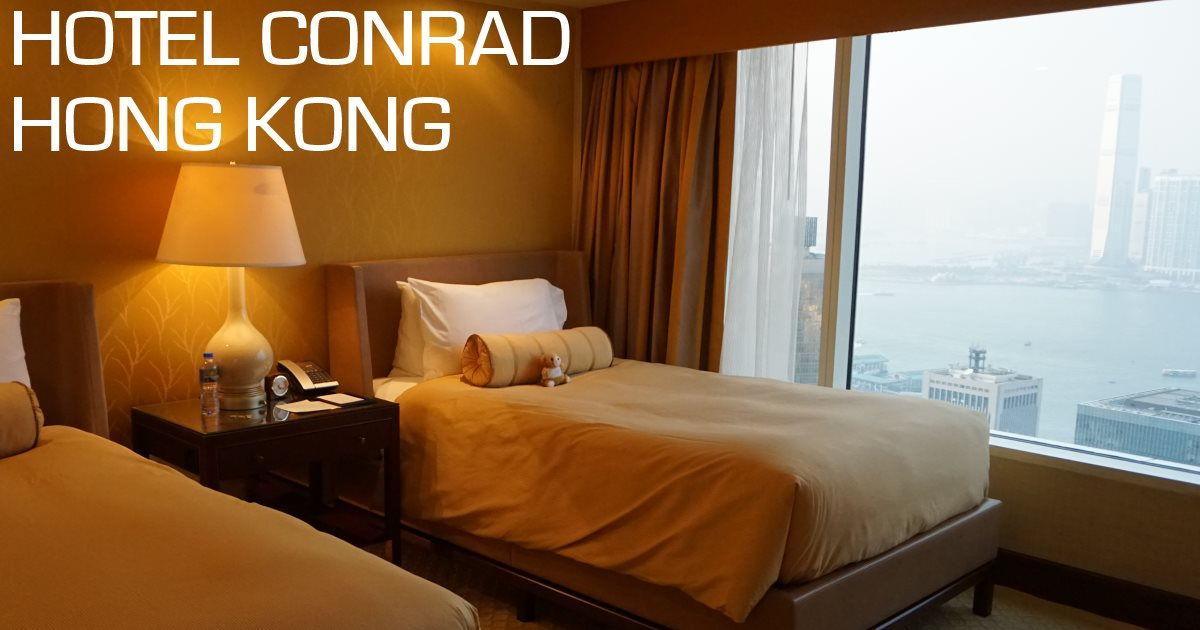 hong kong - conrad