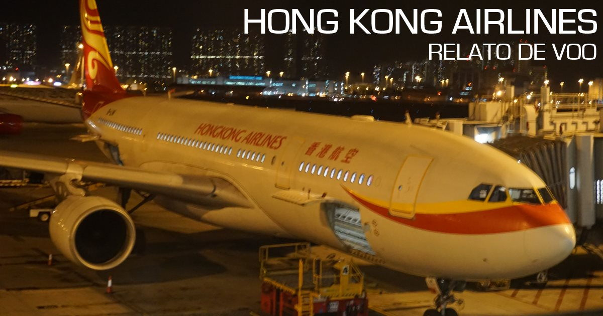 hong kong - hk airlines