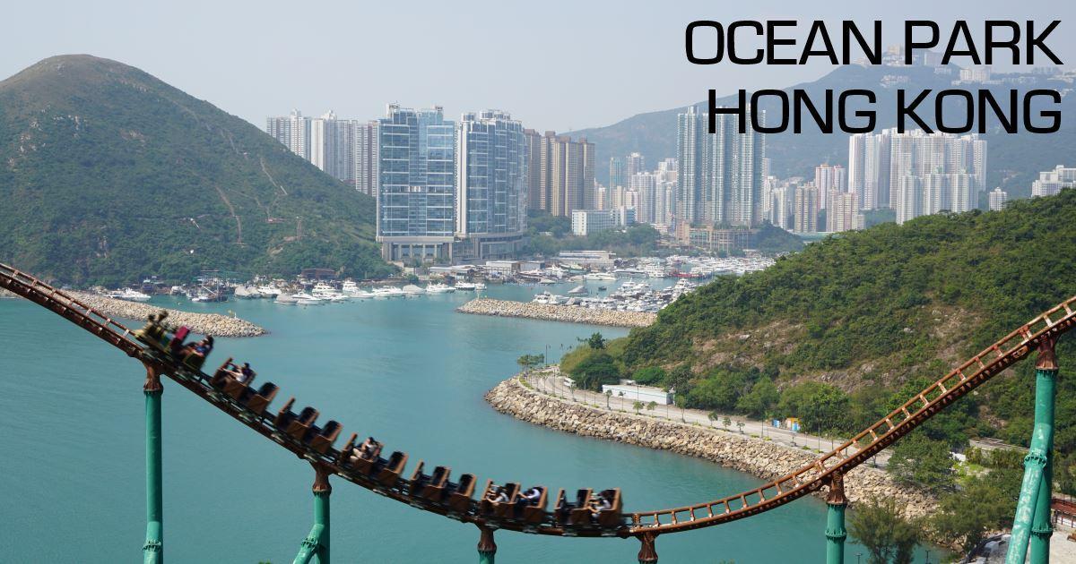 hong kong - ocean park
