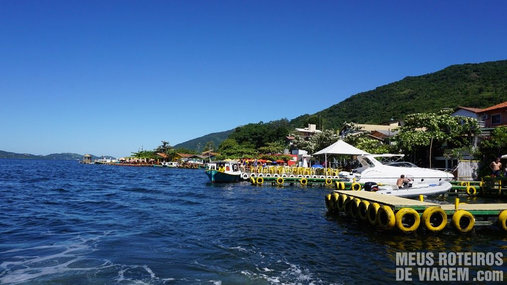 Restaurantes na Costa da Lagoa da Conceição - Florianópolis