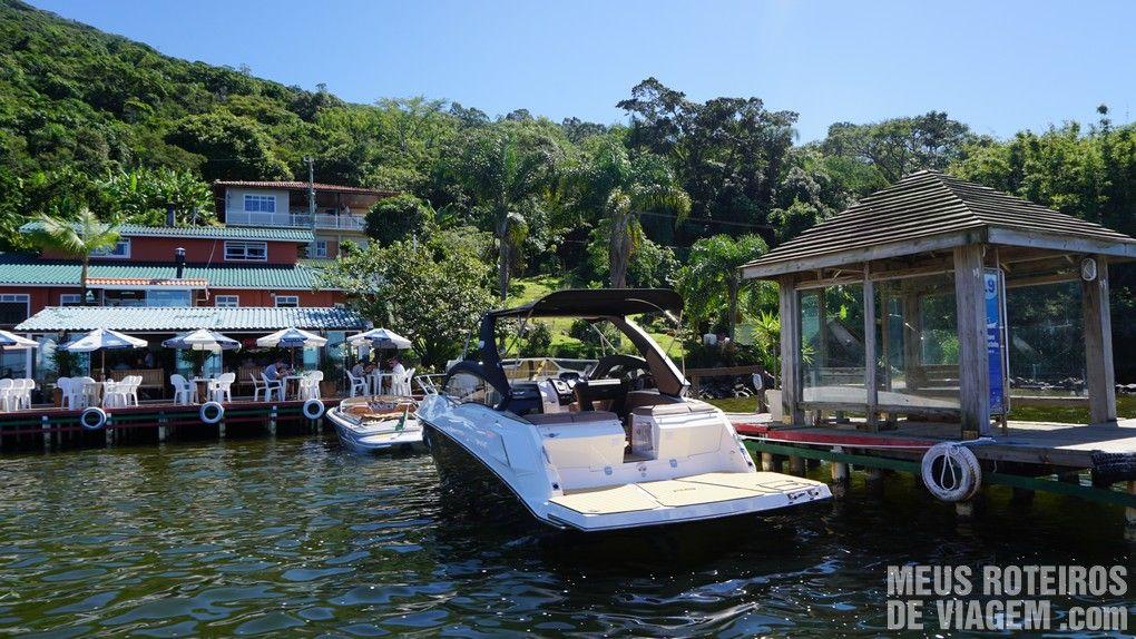 Ponto de Parada nº 19 - Costa da Lagoa, Florianópolis