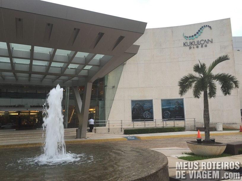 Shopping Kulcan Plaza - Cancun