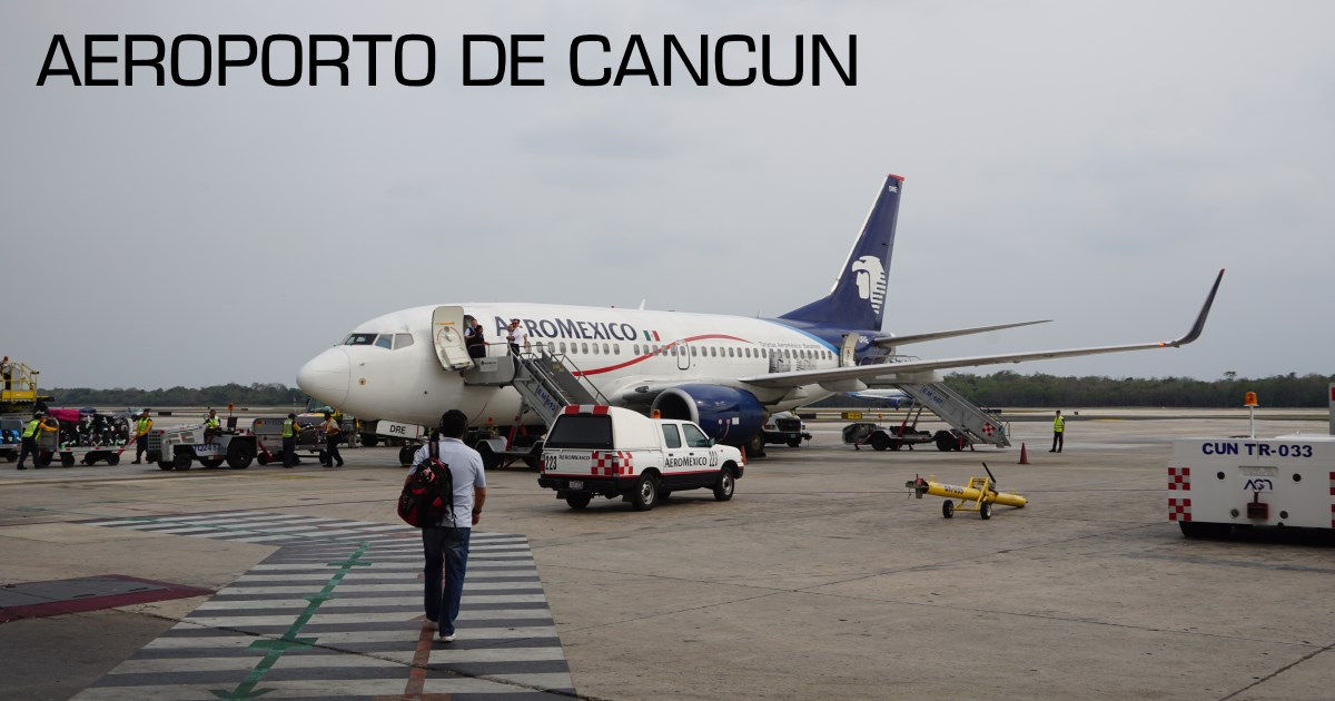 cancun - aeroporto
