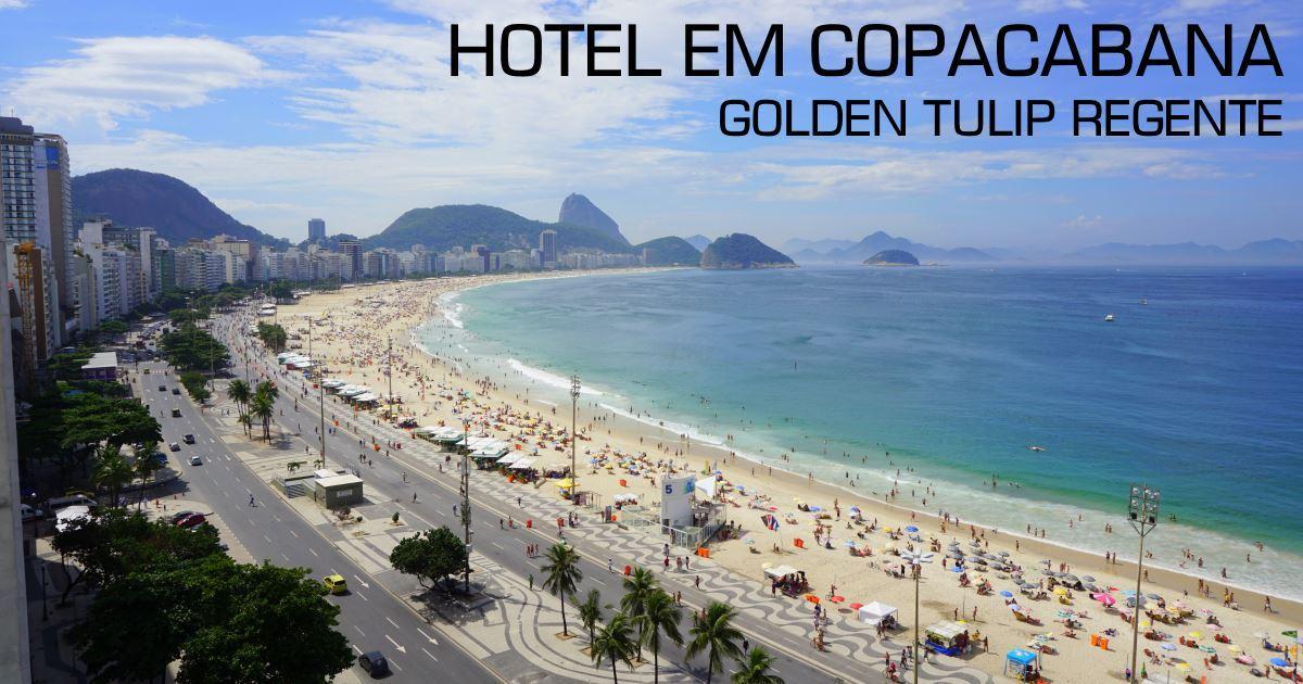 rio de janeiro - hotel golden tulip