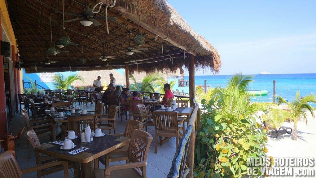 Restaurante Jeanie's - Cozumel, México