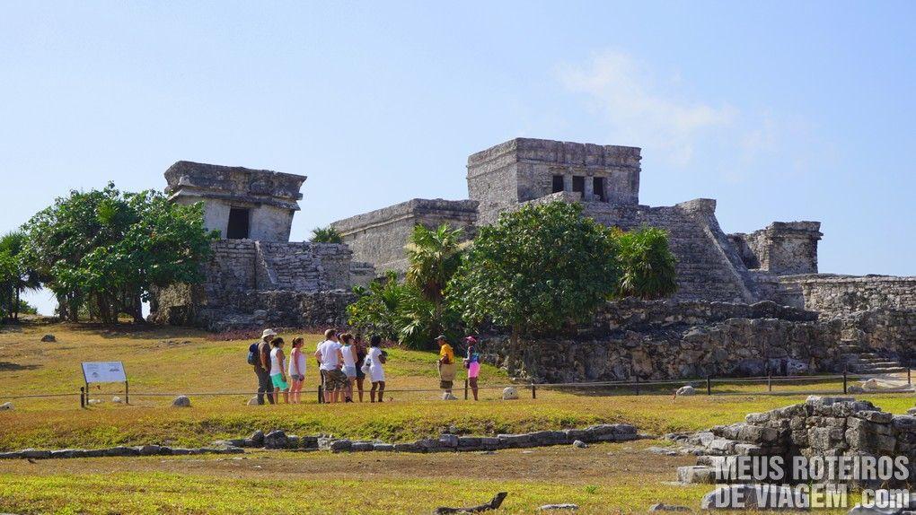Sítio Arqueológico de Tulum - México