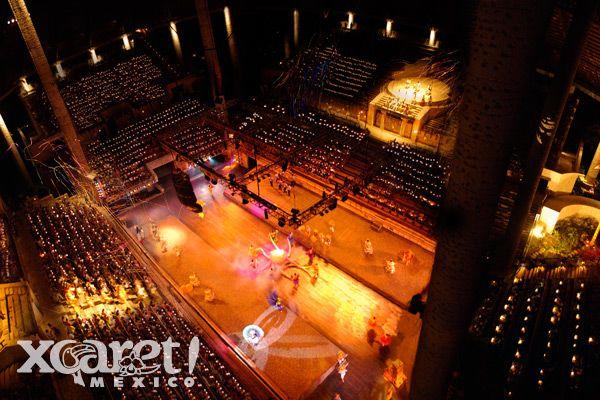 Show México Espetacular (Foto: Divulgação Xcaret)