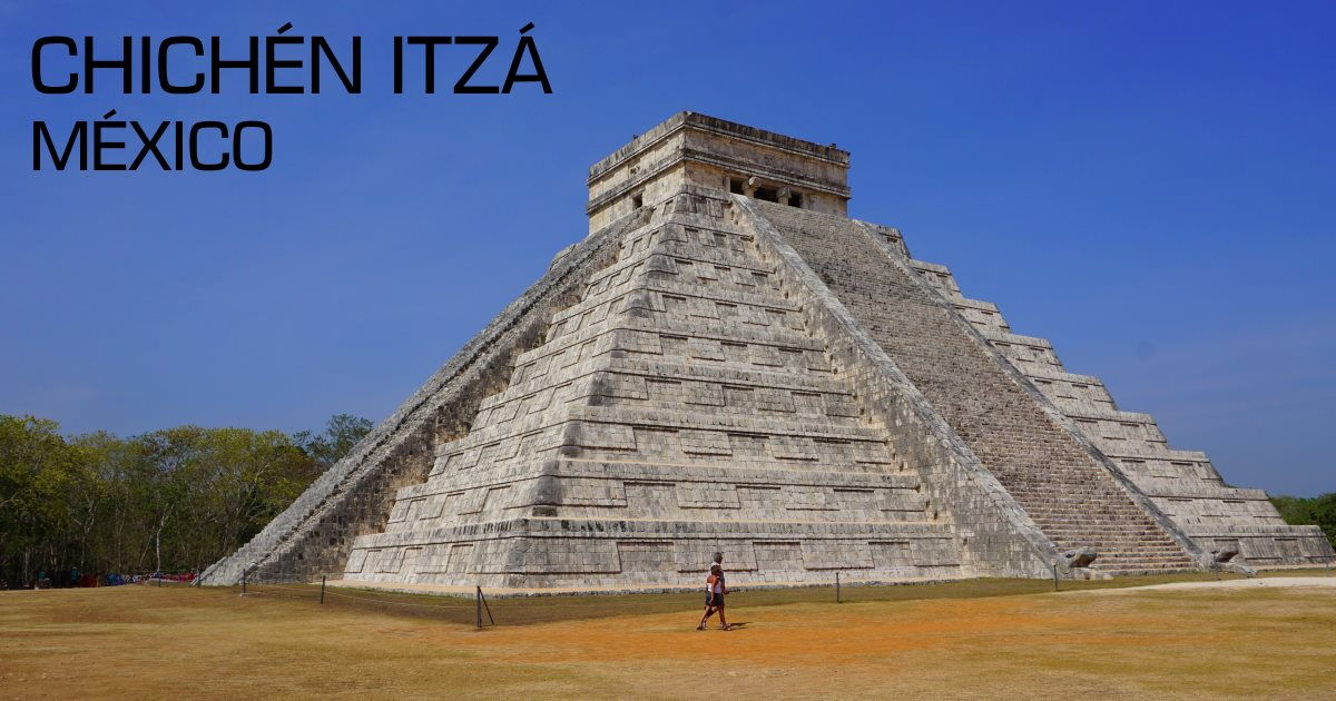cancun - chichen itza