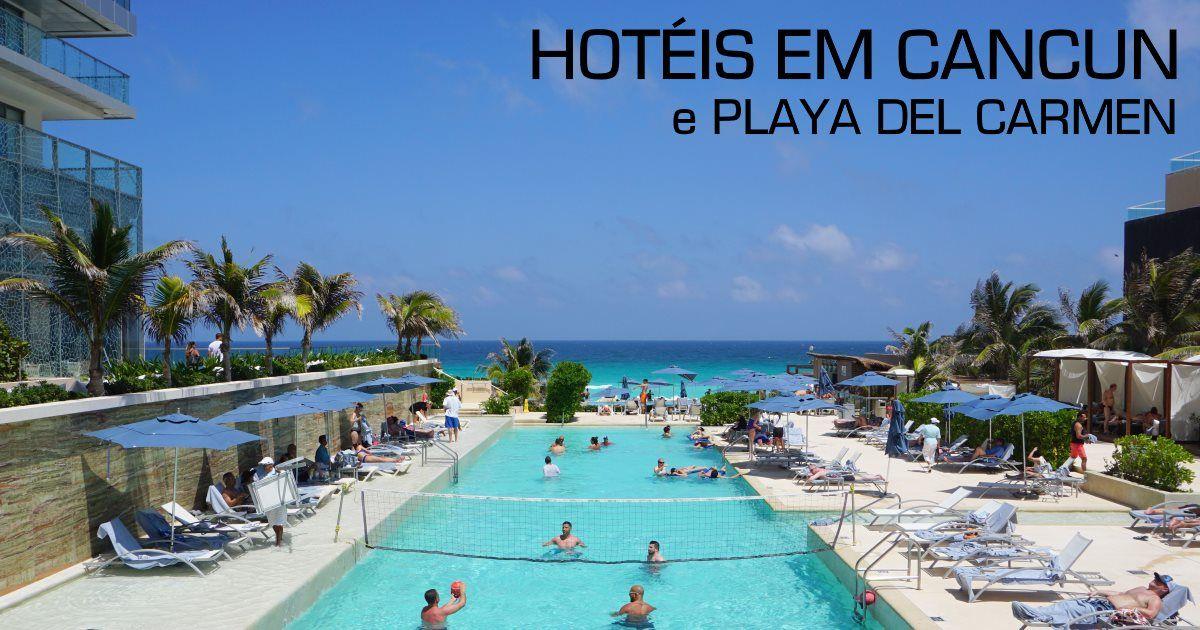 cancun - hoteis