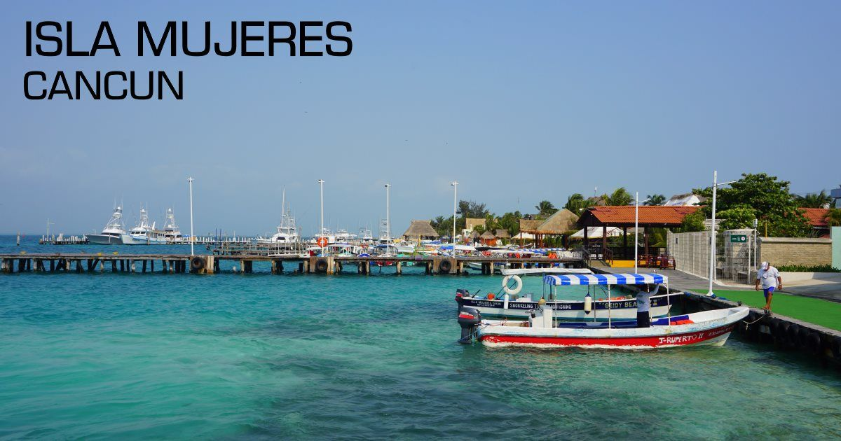 cancun - isla