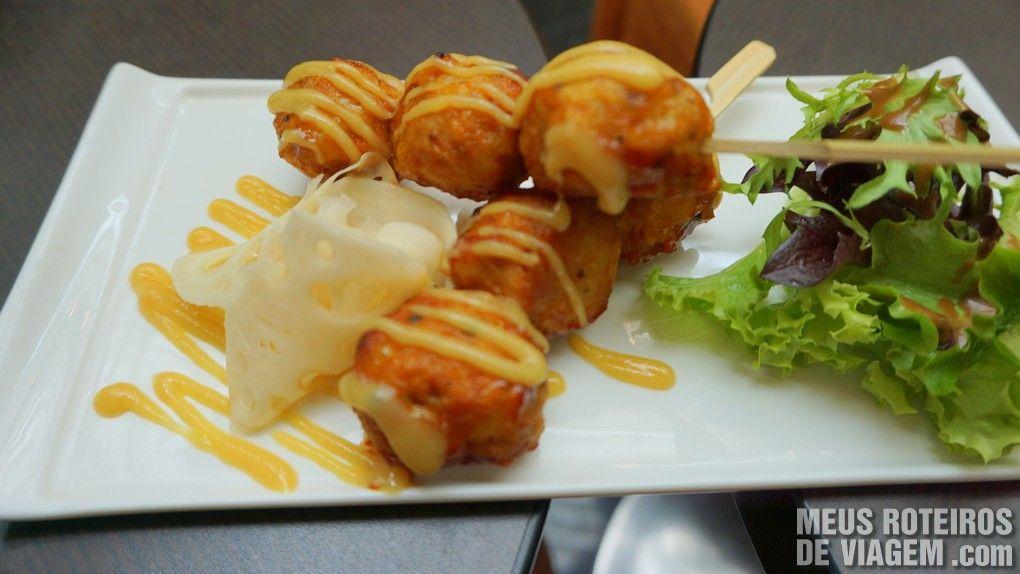 Restaurante TCC - Cingapura