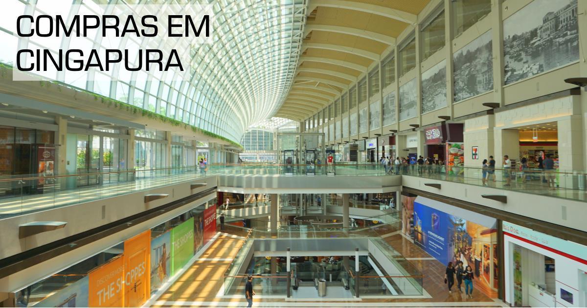 cingapura - compras
