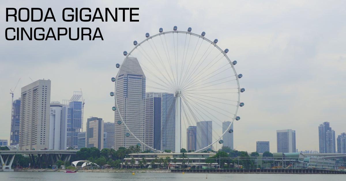 cingapura - roda gigante