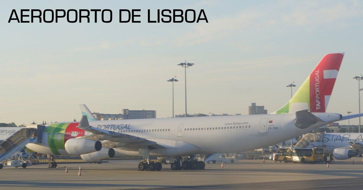 lisboa - aeroporto