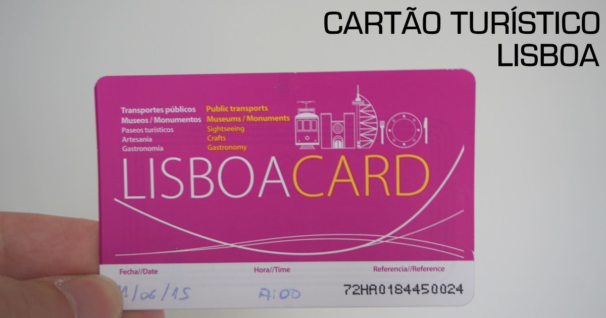 lisboa - card