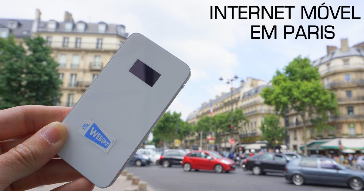 paris - internet