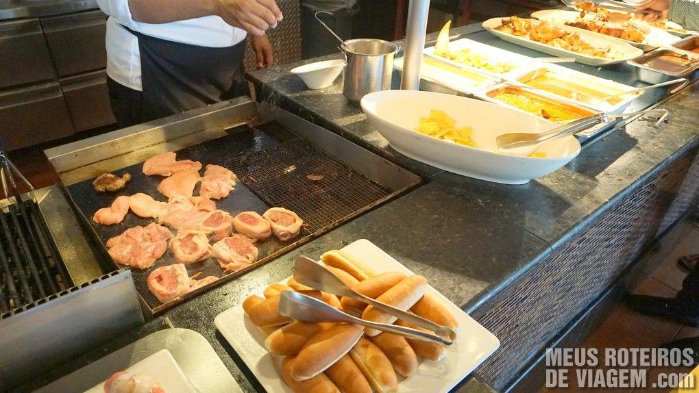 Restaurante La Isla - Hard Rock Hotel & Casino Punta Cana All Inclusive