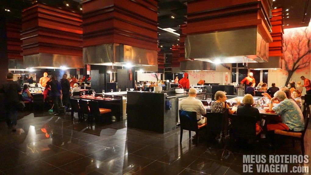 Os Restaurantes All Inclusive Do Hard Rock Hotel Punta