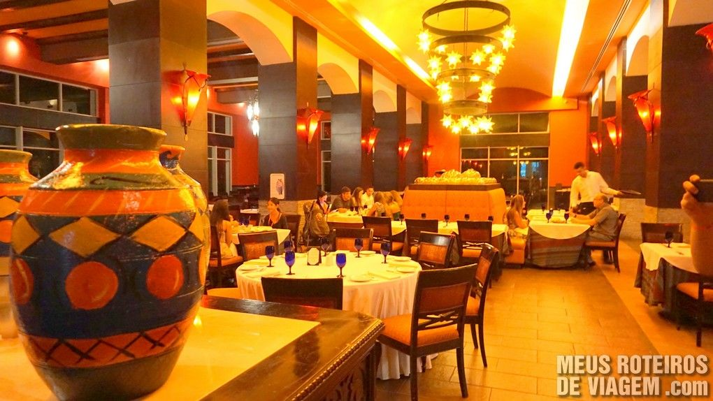 Restaurante Los Gallos - Hard Rock Hotel & Casino Punta Cana All Inclusive