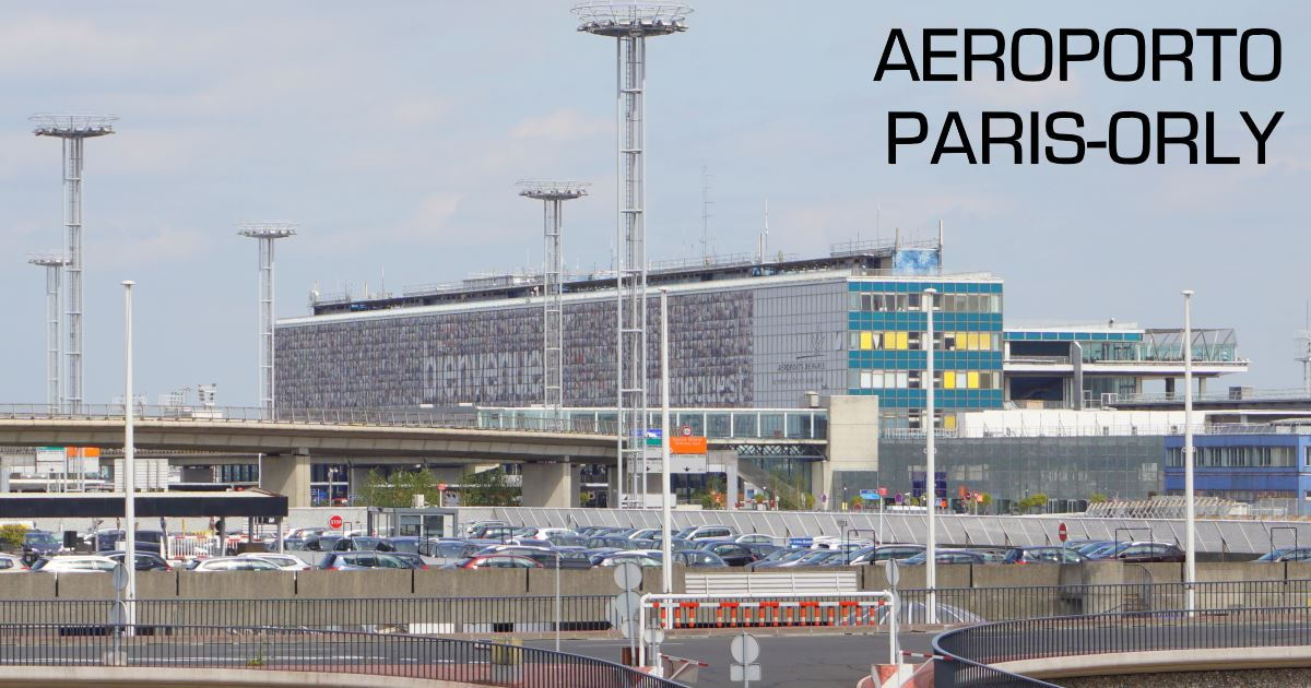 paris - aeroporto