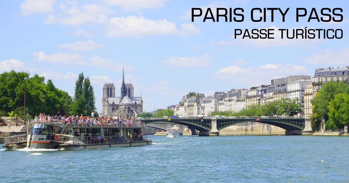 paris - city pass