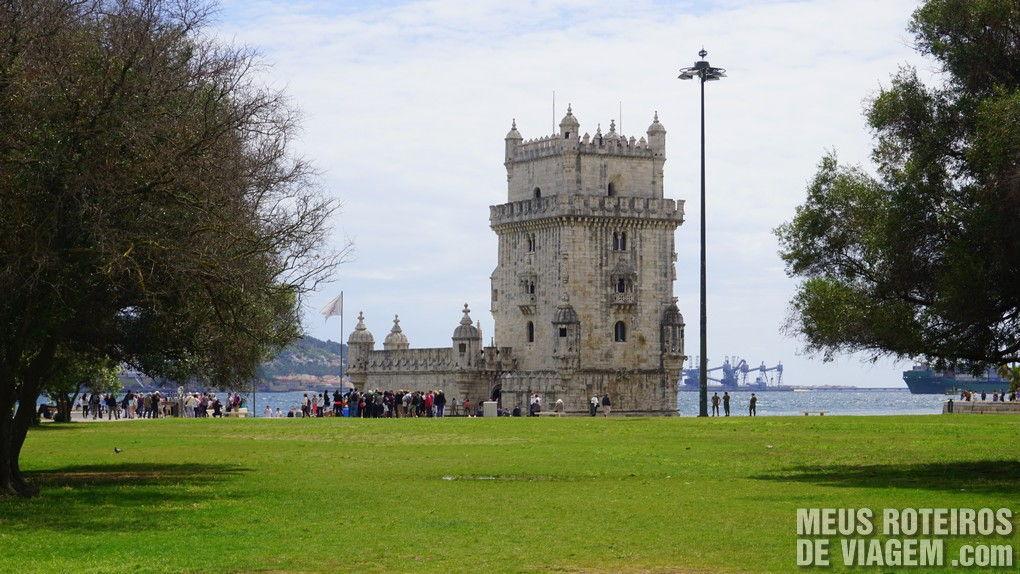 Torre de Belém - Bairro Belém, Lisboa