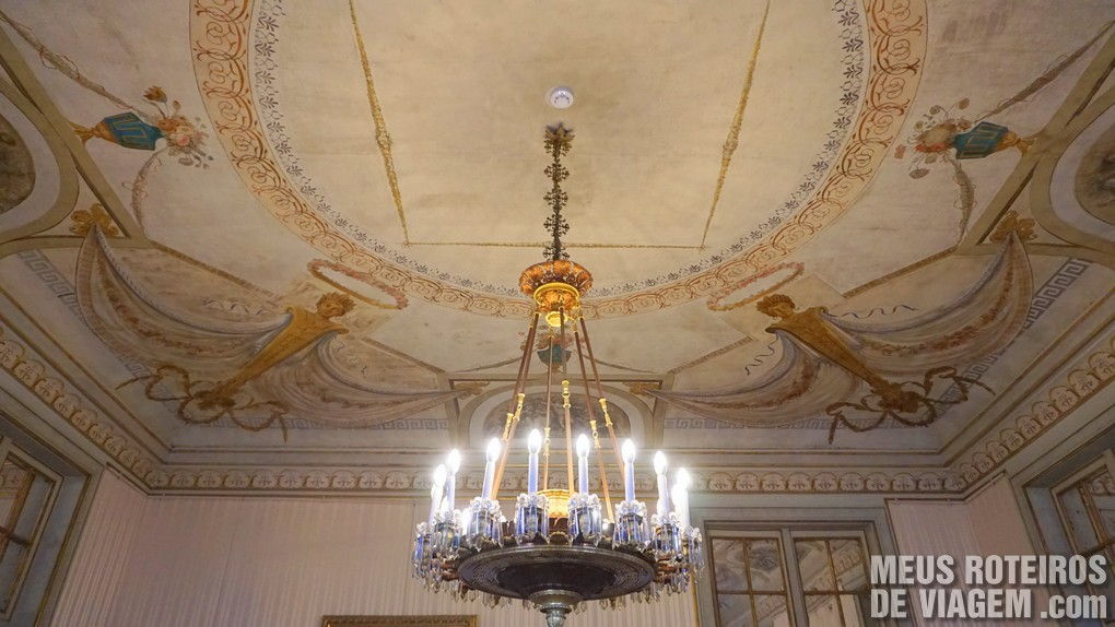 Palácio Nacional de Queluz - Sintra, Portugal