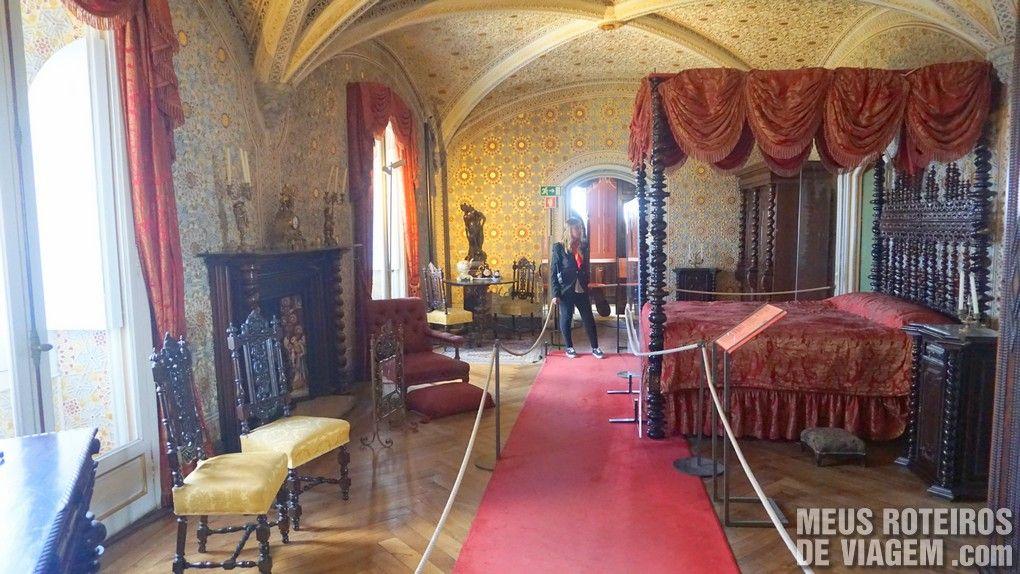 Palácio da Pena - Sintra, Portugal