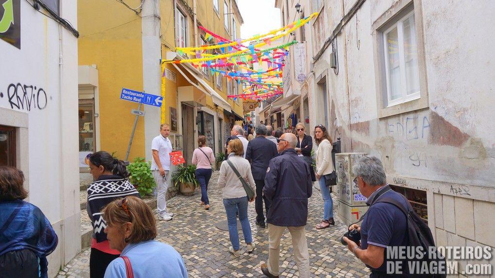 Centrinho histórico de Sintra - Portugal