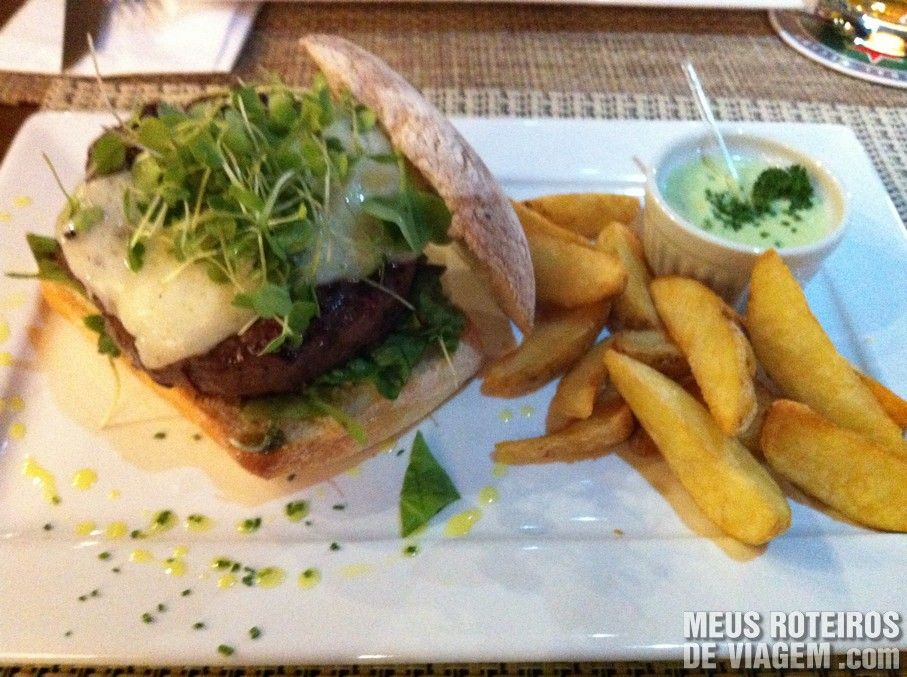 Gourmet Burger Market Florianópolis