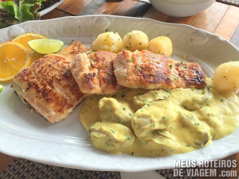 Restaurante Rancho Açoriano - Florianópolis